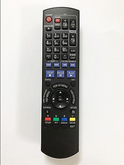 Panasonic DMP-BD75GN Blu-ray Player Windows