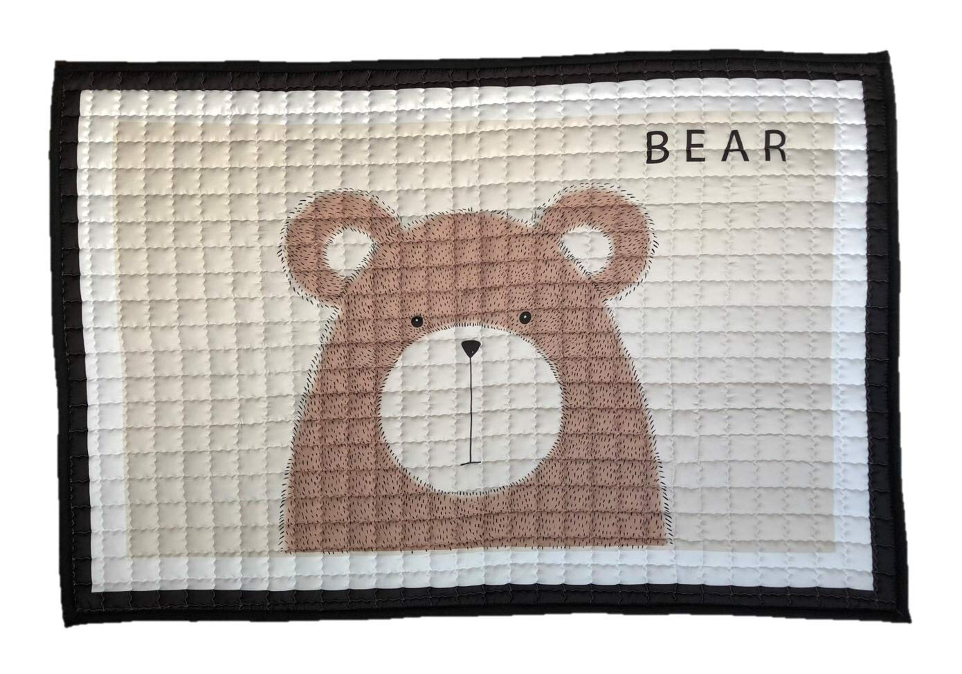 Cran & Berry - Animal Play/Activity Mat (Bear)