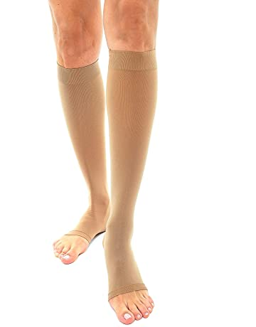 9dd5972ee Credalast Nylon Class 2 Below Knee Compression Stockings