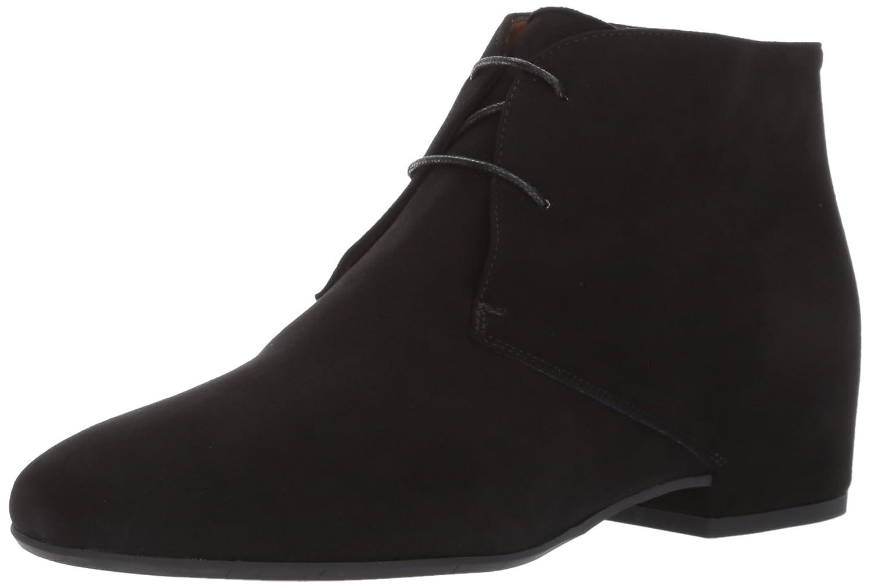 Aquatalia Women's Uliva Suede Ankle Boot B06X18T5X7 6 B(M) US|Black
