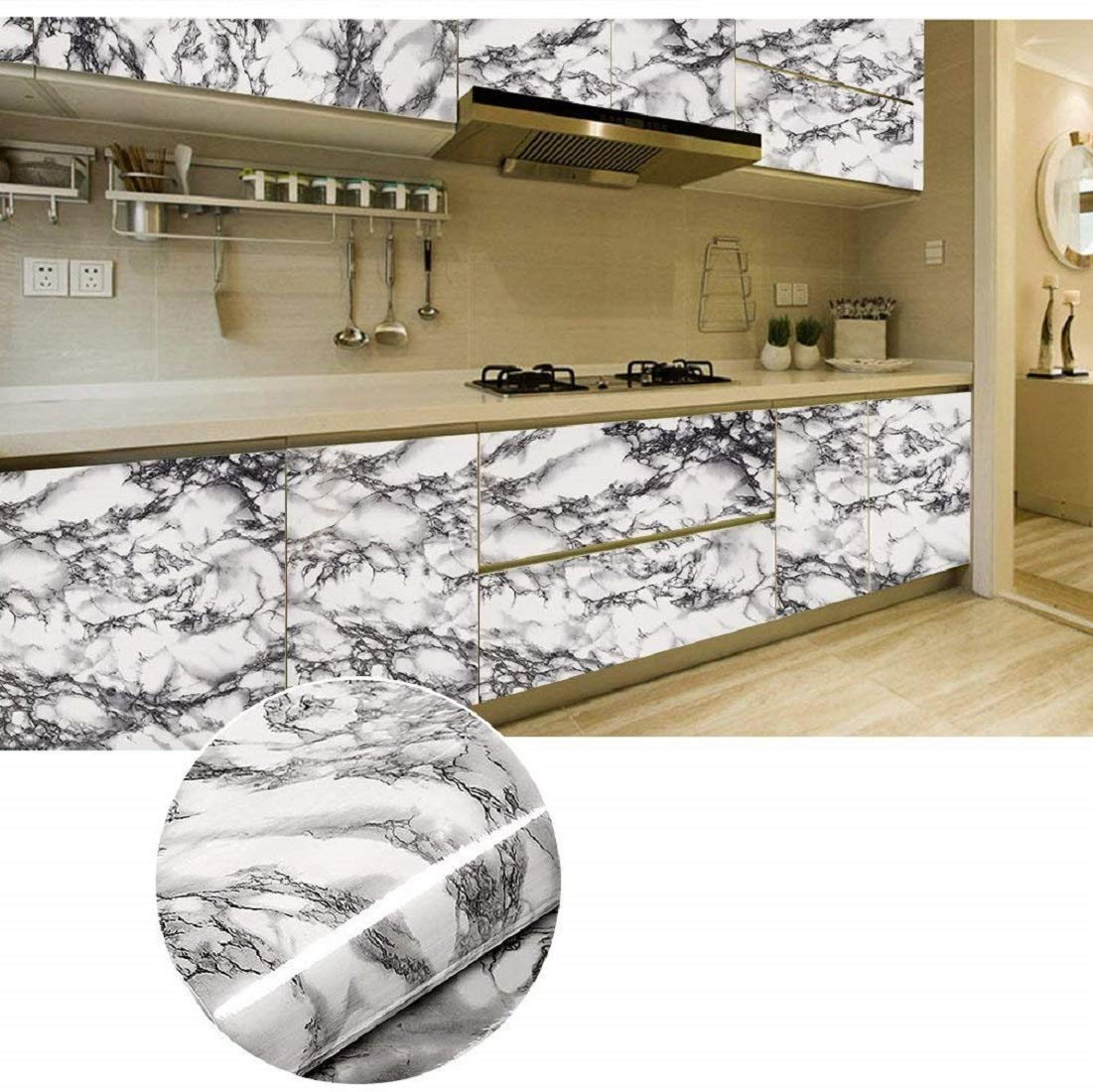 - Buy Indian Royals Contact Paper Removable Wallpaper Film Self-Adhesive  Marble Sticker Kitchen Peel And Stick Backsplash Tile Countertop Furniture  Shelf Liner(100 Cm * 60 Cm) Online At Low Prices In India -