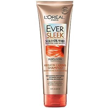 L'Oréal Paris EverSleek Sulfate Free Keratin Caring Shampoo