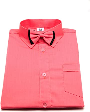 Smart Boy - Camisa - Clásico - para niño Rosa Rose - Corail ...