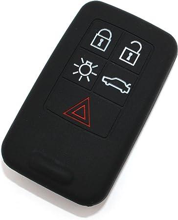 Schlüsselhülle VOA Blau Silikonschutz Autoschlüssel Cover Fernbedienung