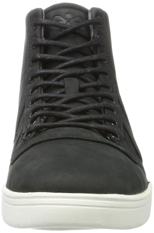 hummel Hml Stadil Winter High, Sneakers Hautes Mixte Adulte, Vert (Rosin), 39 EU
