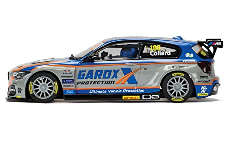 Amazon Com Scalextric Btcc Bmw 125 Series 1 Gardx Rob Collard 1 32