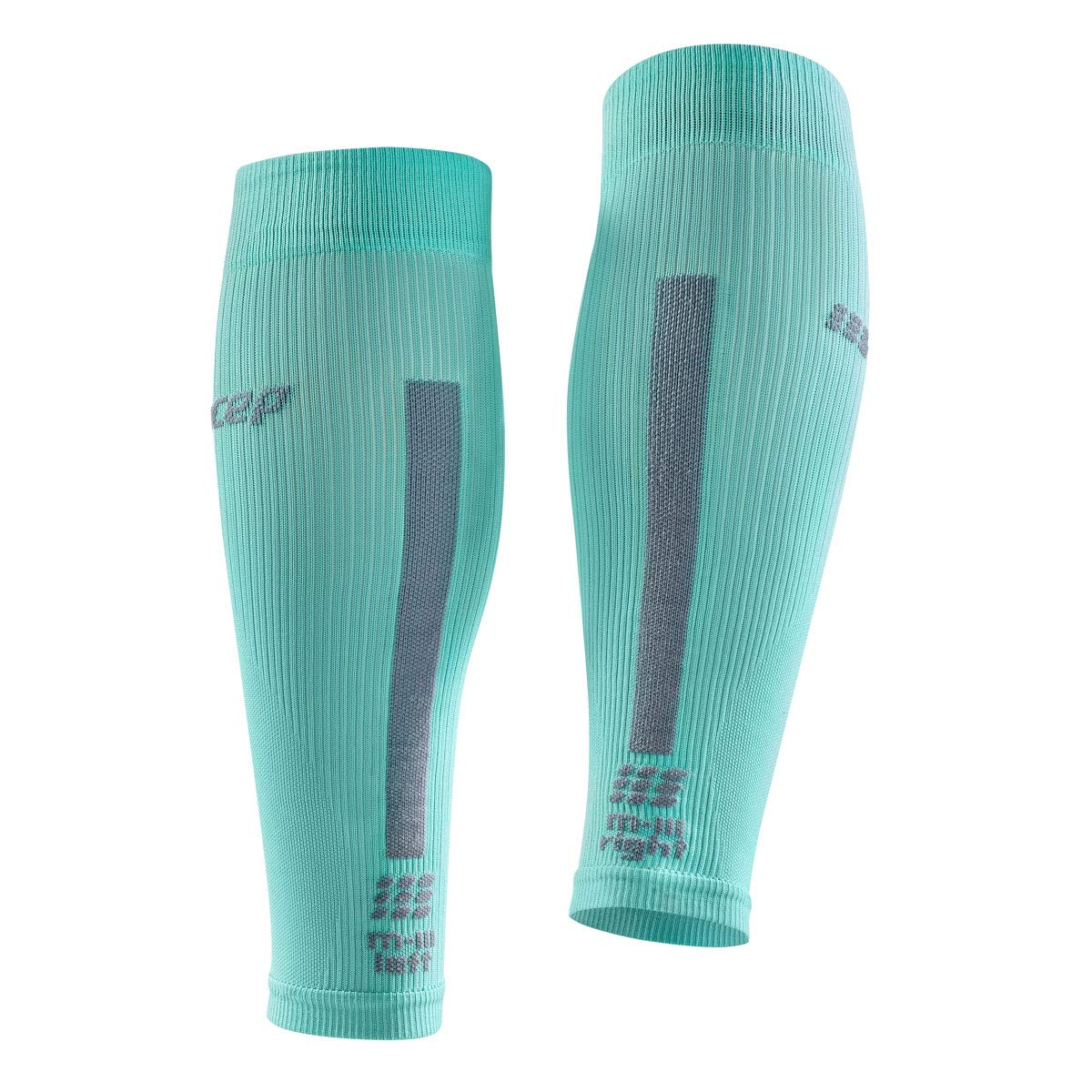 Cep Calf Sleeves 3.0 Femmes Kompressionscalves Turquoise