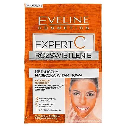 Eveline Cosmetics experto C Activador de Juventud Brightening máscara 2 x 5 ml Set de 3
