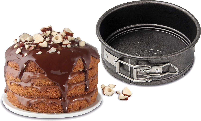 Dr Oetker Springform O 12 Cm Kleine Kuchenform Mit Flachboden