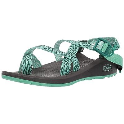 Chaco Women's Zcloud 2 Sport Sandal, Tidal Katydid, | Sport Sandals & Slides