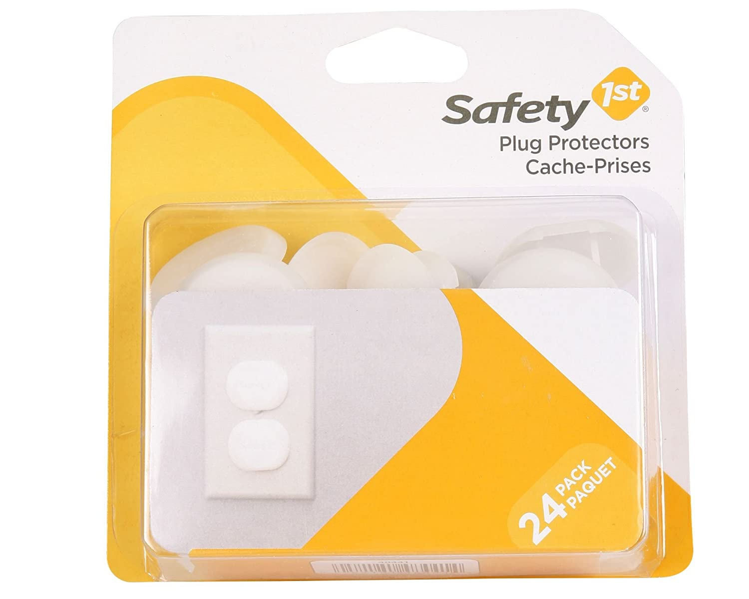 Safety 1st Plug Protectors, Pack of 24 Dorel 0048441