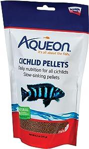Aqueon Cichlid Food Pellets