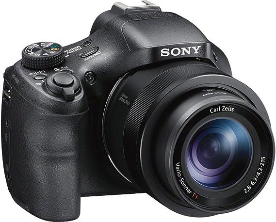Sony DSC-HX400V - Cámara compacta de 20.4 MP (pantalla de 3