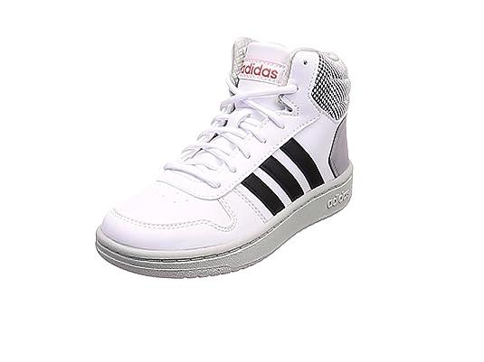 adidas Hoops 2.0 K Zapatillas de Baloncesto Unisex Adulto