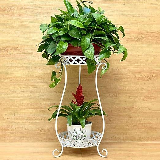 Puesto de plantas Soporte de flores para colocar en el suelo ...