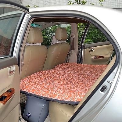 XMM European Printing Split Oxford drap voiture gonflable matelas SUV voiture voyage car drive drive by car shock
