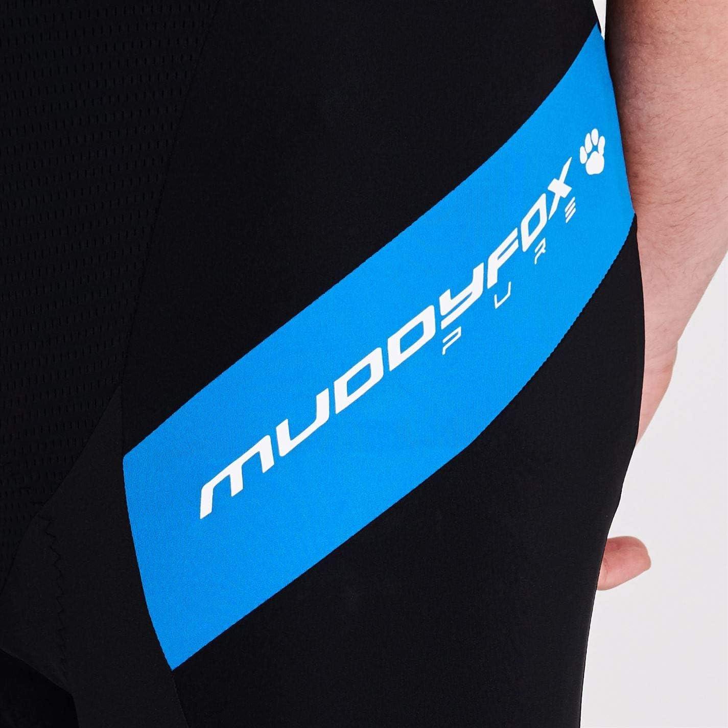 Muddyfox Mens Pure Body Tights Cycling Bib Pants Trousers