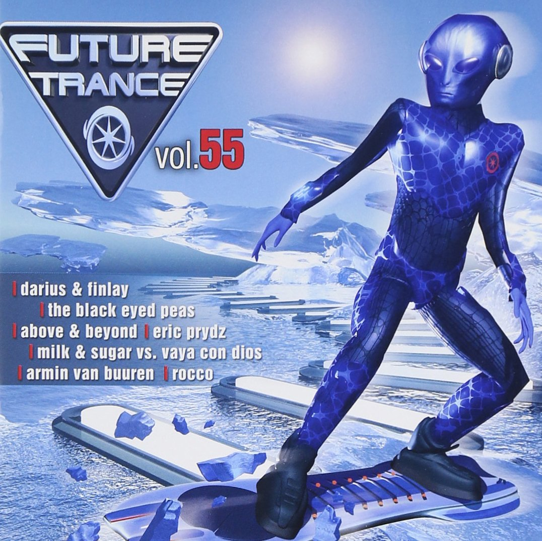 Various Artists-Future Trance Vol. 55