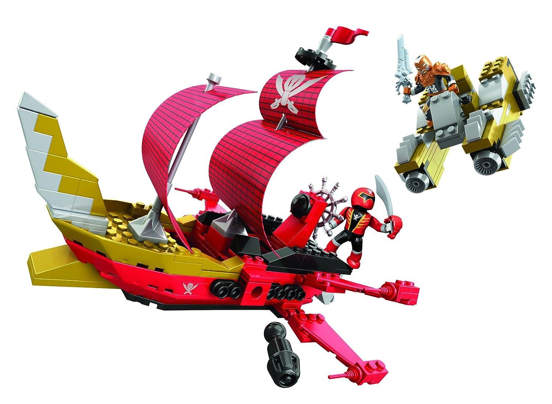 Mega De Bloks Power Rangers Cyt48 Juguetes Construcción Súper bYgf76y