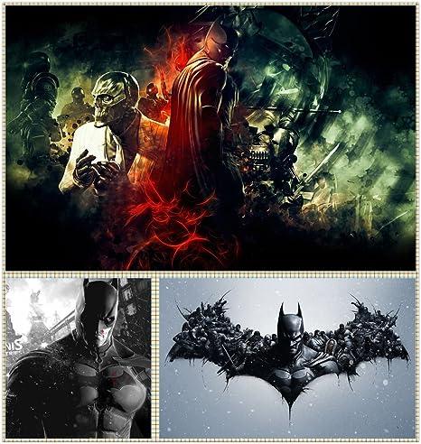 Batman Arkham Origins Customized 24x25 inch Silk Print ...