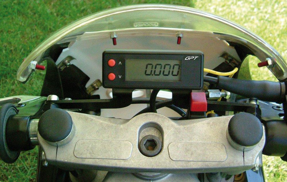GPT MRPM 2001 Contagiri Motore Micro