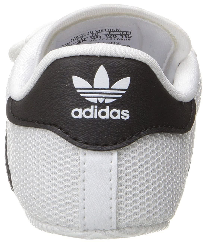 separation shoes 32039 6dfdf Amazon.com   adidas Originals SUPERSTAR CRIB Sneaker   Sneakers
