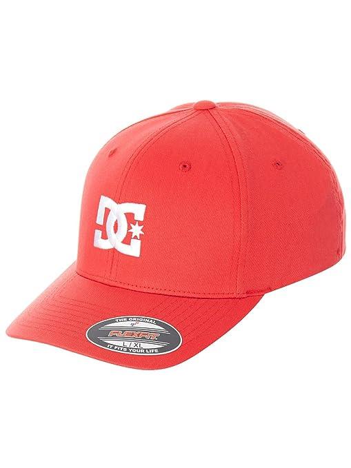 DC Cap Star 2 Red Flexfit