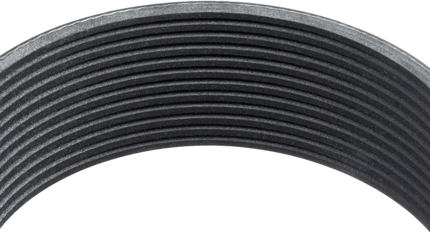 112.8 Length Goodyear 1121128 Serpentine Belt 12-Rib