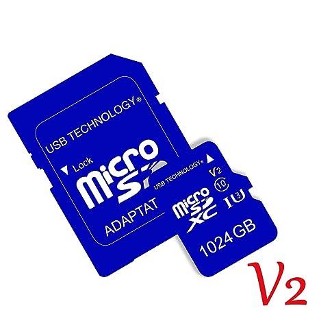 V2 - Tarjeta de Memoria - 1024 GB / 1024 Go (1 To: Amazon.es ...