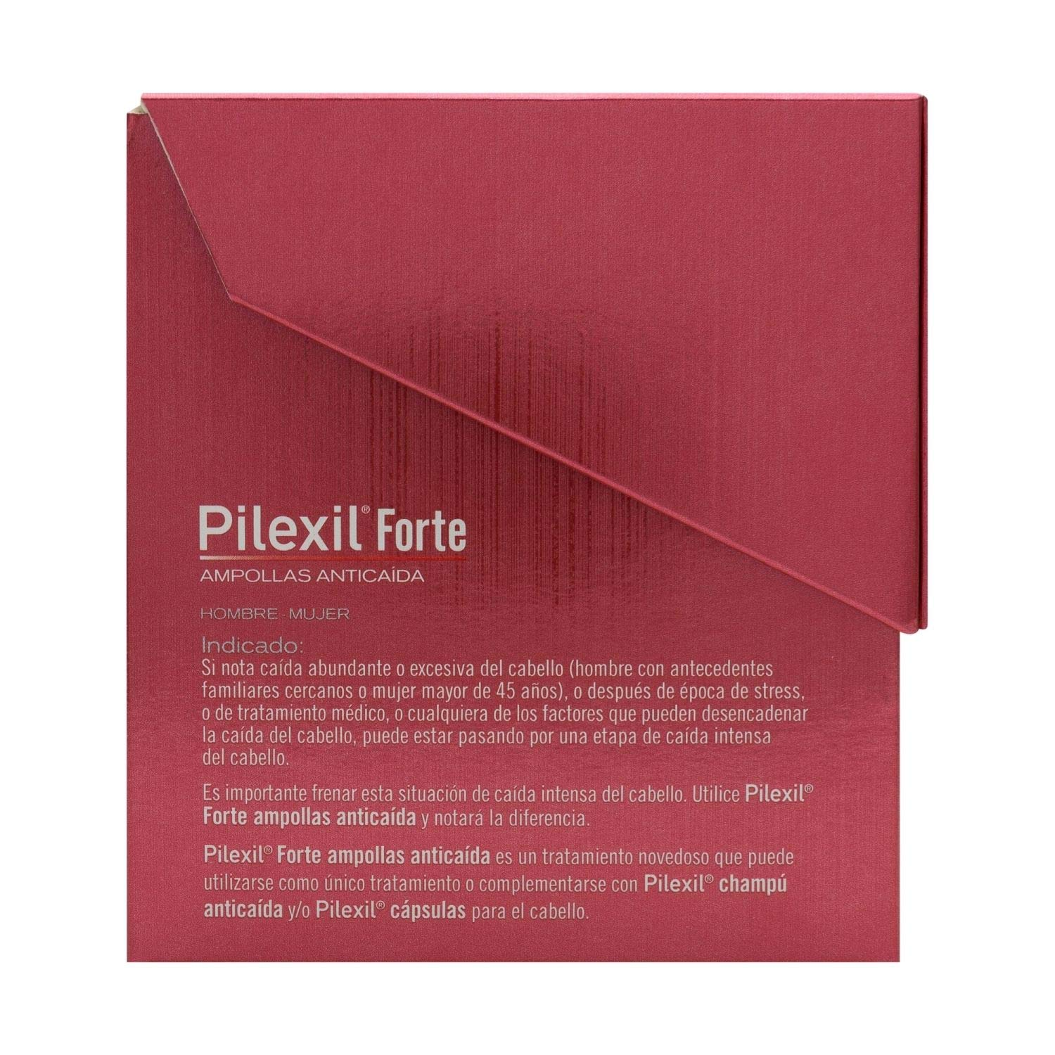 Amazon.com: Pilexil Forte Hair Loss Treatment 15 Amp. - Get ...