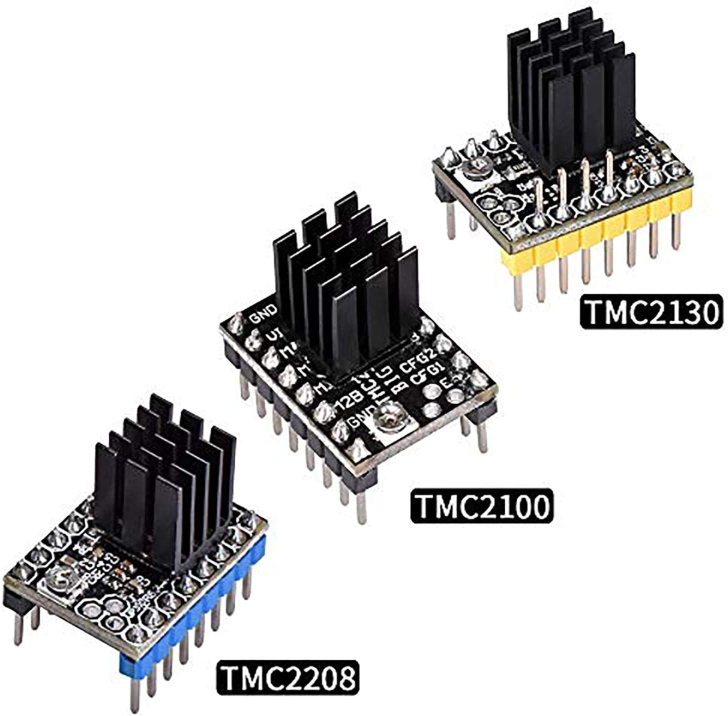 Amazon.com: SW.LOVELY 3D Parts Tmc2130 Tmc2208 Tmc2100 para ...