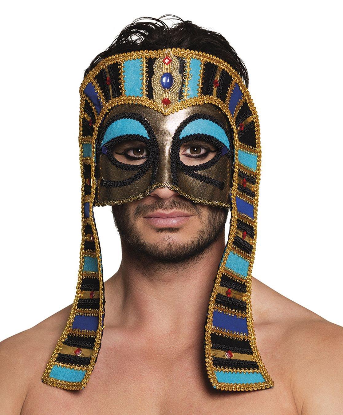 BOLAND 00267 Ojo Máscara tutanch Amun, disfraz, One size: Amazon.es: Juguetes y juegos