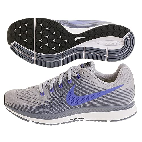 4c4012b9c8542 NIKE Women s Air Zoom Pegasus 34 Running Shoes (6.5