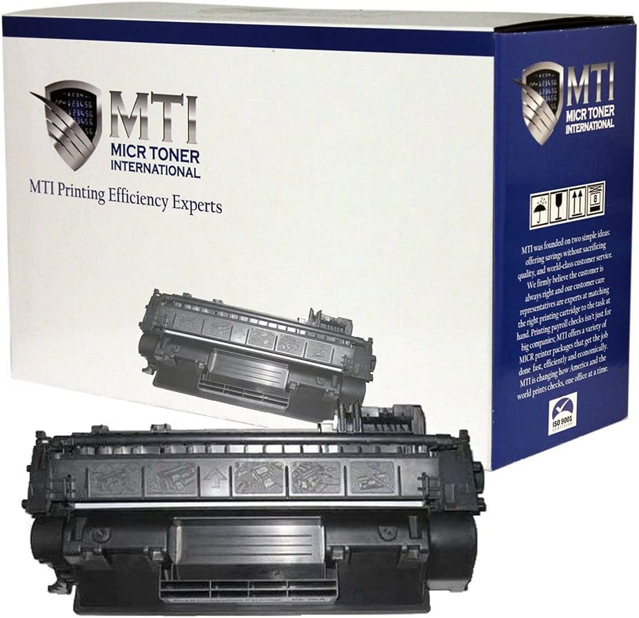 MICR Toner International Compatible Toner Cartridge Replacement for HP Q7553A