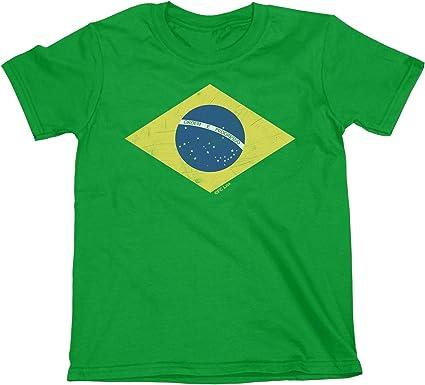 buzz shirts NIÑOS O NIÑAS Camiseta Brazil Diamond Flag Copa ...