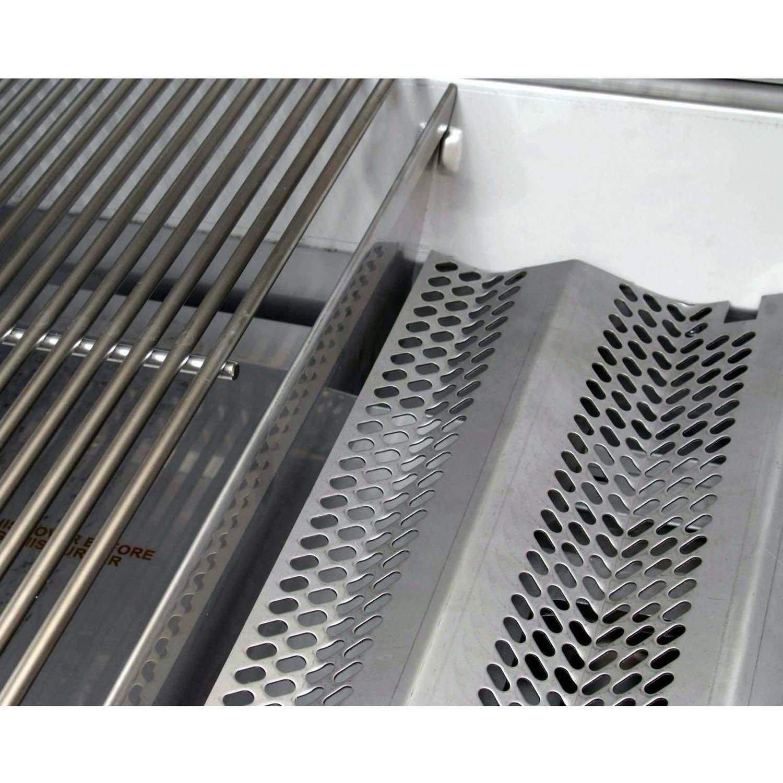Fire Magic E660s-4E1P-62-W Echelon Diamond E660s Propane Gas Grill with Single Side Burner and Magic View Window On Cart by Fire Magic (Image #3)