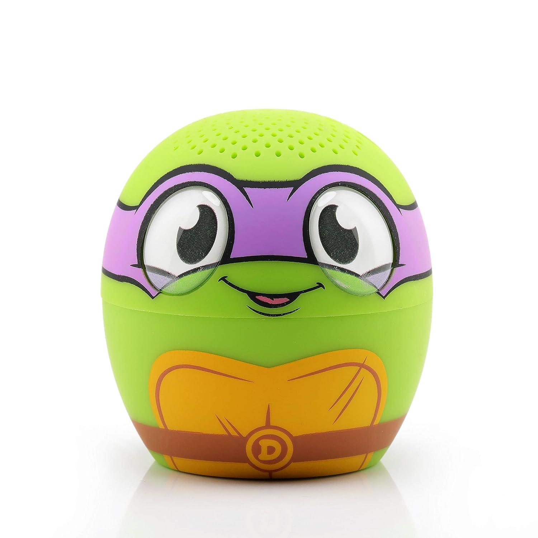 Bitty Boomers Nickelodeon Teenage Mutant Ninja Turtles Donatello Bluetooth Speaker