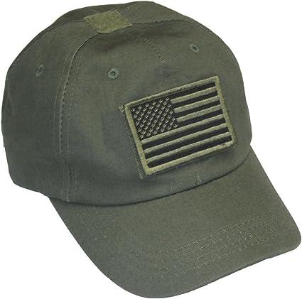 Special Force Tactical CAP HAT w//US Flag Patch MultiCam