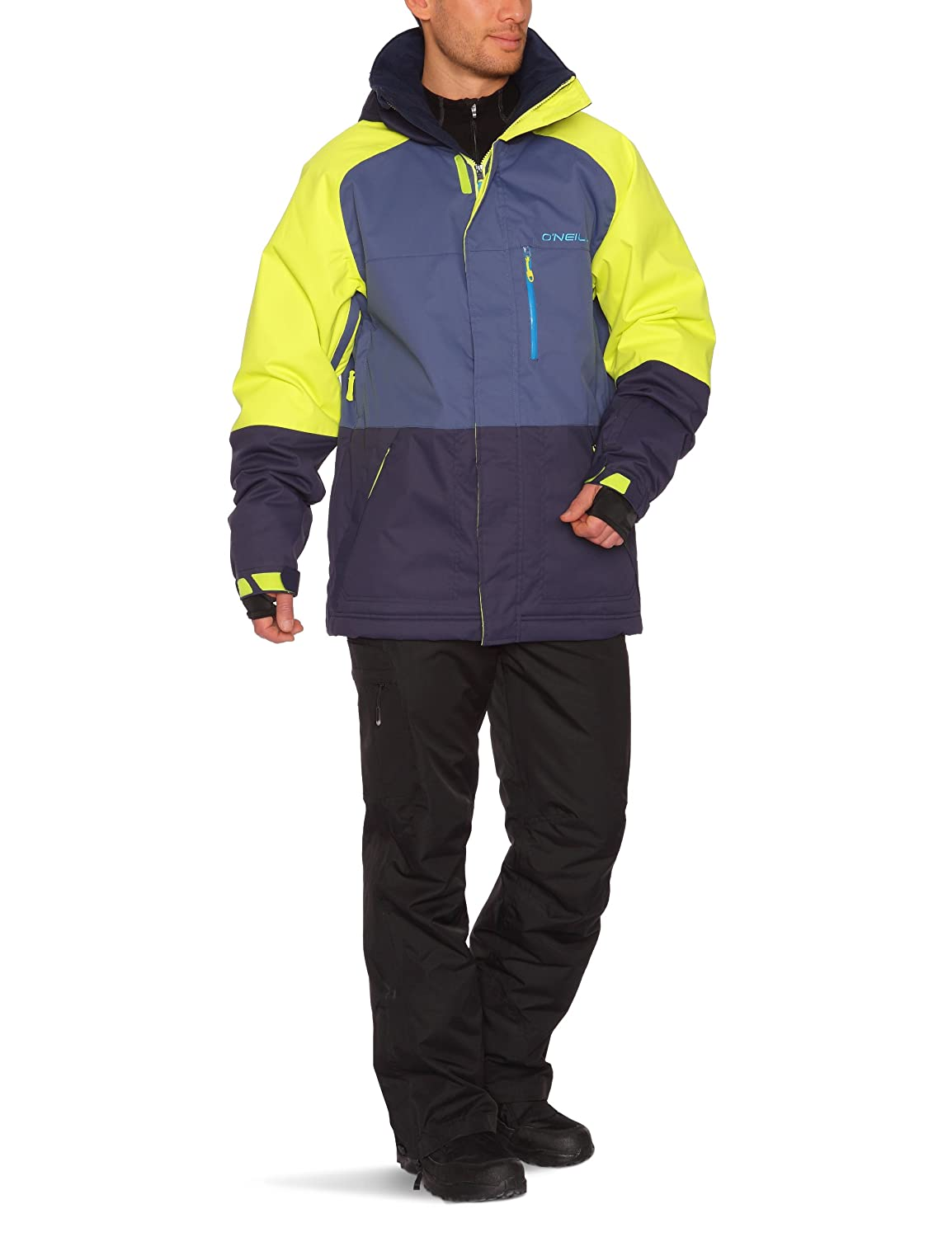 O 'Neill District Jacket Herren Skijacke