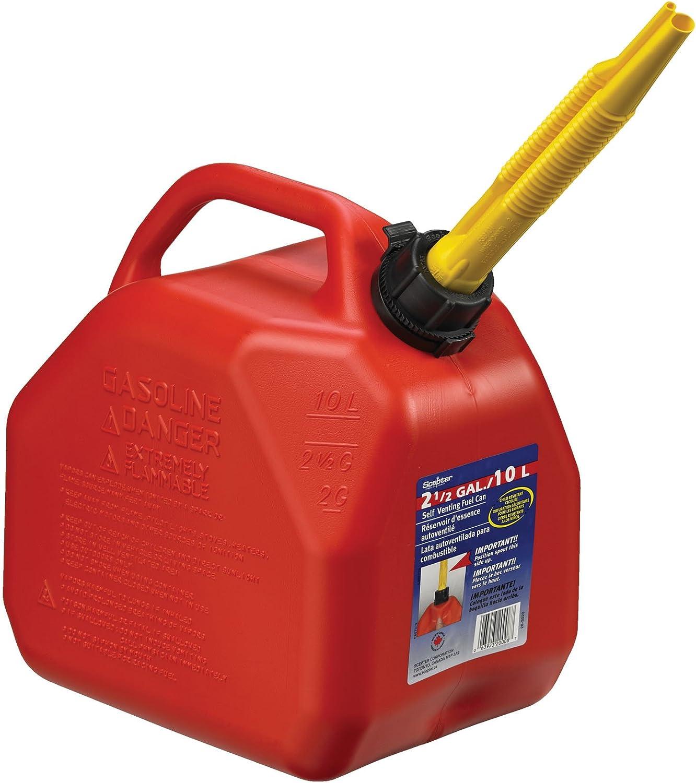Scepter B10 B10-Bidon Gasolina 10 litros, 10 l: Amazon.es: Jardín