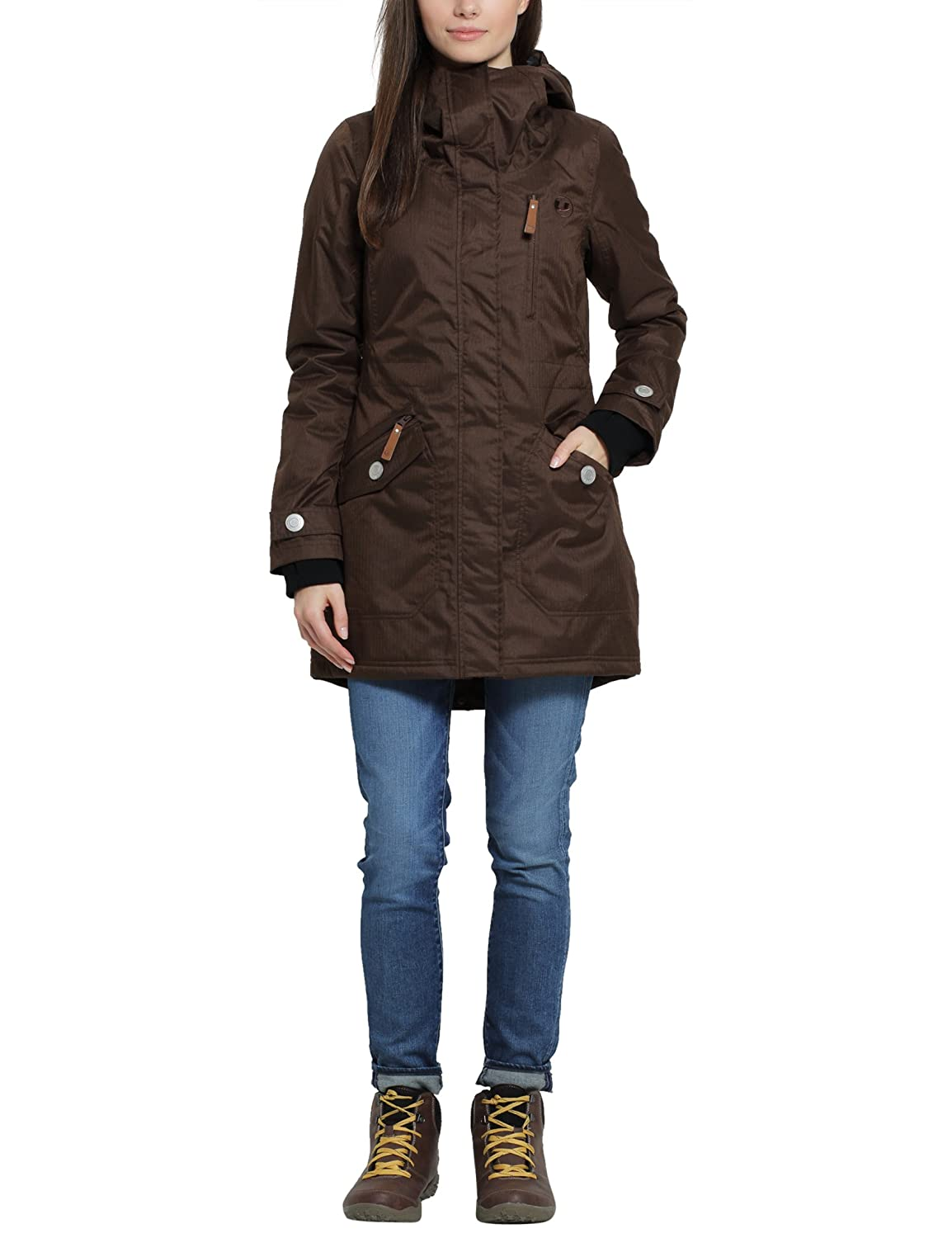 Ultrasport Damen Outdoor Parka Galina mit Ultraflow 5.000