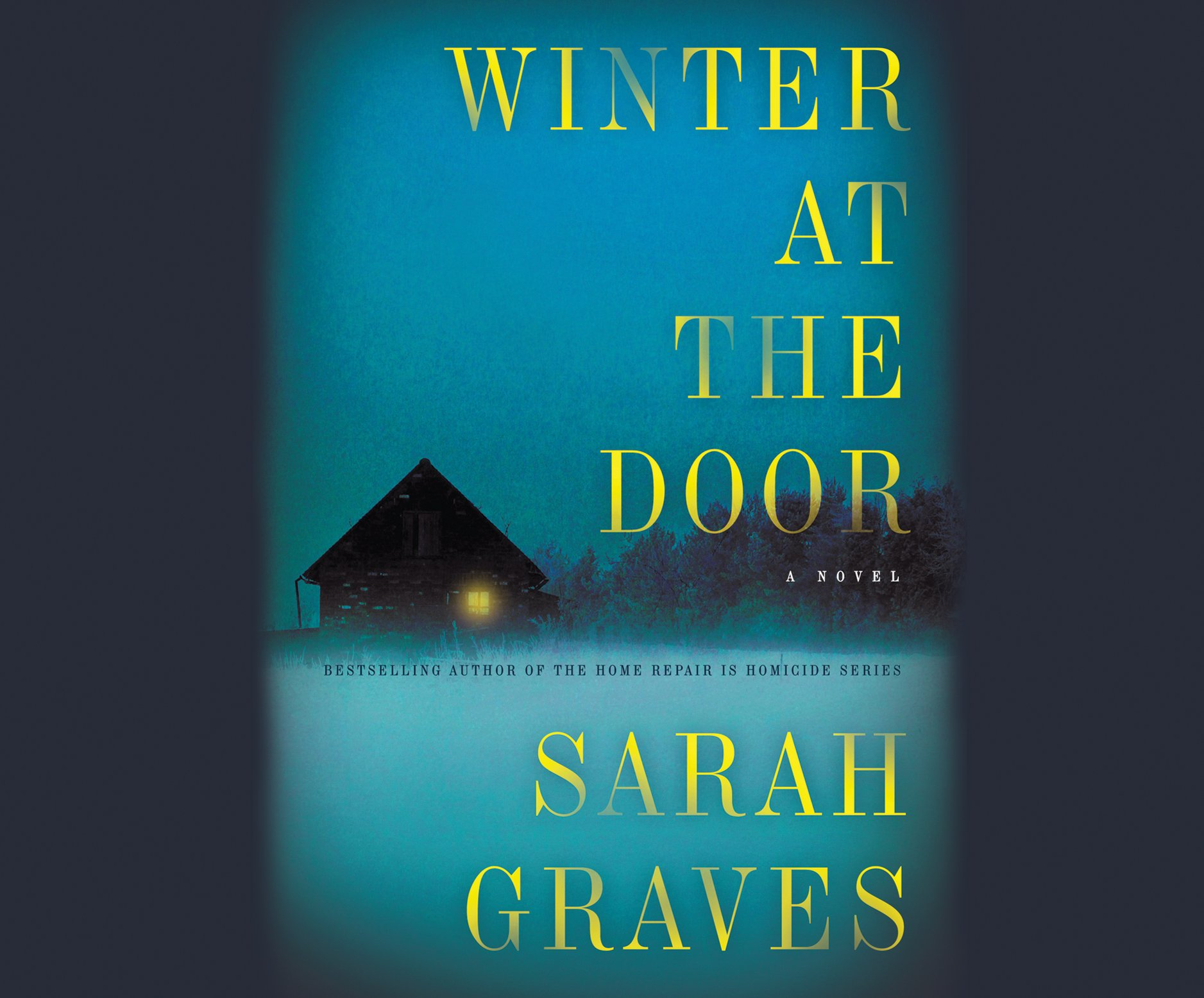 Read Online Winter at the Door: A Lizzie Snow Mystery pdf epub