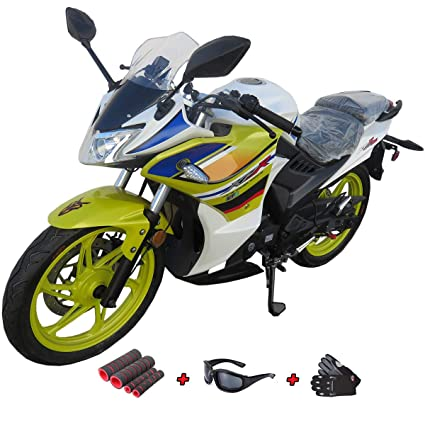 Amazon com: Lifan KPR 200(2017) 200cc Fully Assembled Adult