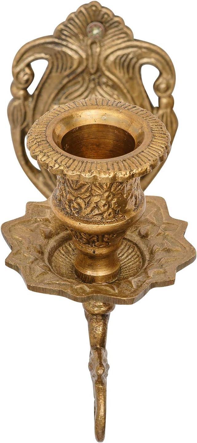Piano candelabro candelabros de Bronce bru/ñido Apliques de Piano Estilo Antiguo