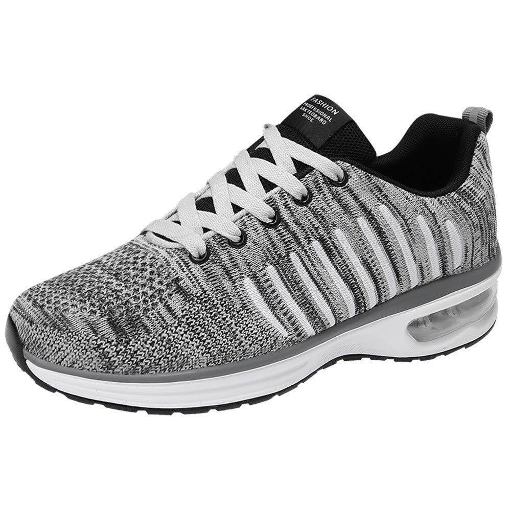 Oyedens Scarpe Sportive da Uomo Scarpe da Corsa da Uomo Scarpe da Ginnastica Antiurto Outdoor Rotonda Toe Running Scarpe da Ginnastica Sneakers Sports Shoes