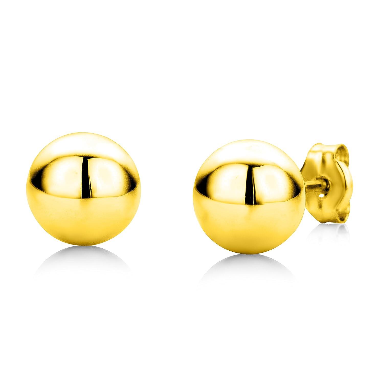 Miore Pendientes de mujer con oro de k