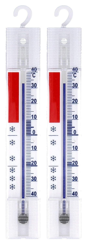 Conjunto termómetro 2 pcs. Para guardar en el frigorífico ...