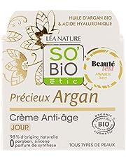 SO'BiO étic Précieux Argan Crème de Jour Anti-Age