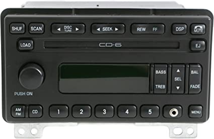 Reman /& Aux Mod SERVICE for 2003-08 Chevy GMC Truck Silverado Sierra AM FM Radio