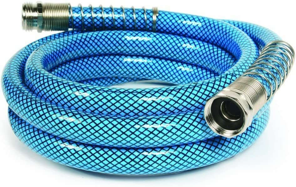 Camco 22813 4ft Premium Drinking Water Hose Anti-Kink 20/% 4 Lead and BPA Free